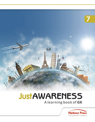 Just Awareness – Harbourpress
