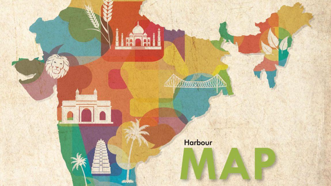 Harbour Map Book Grade III-X